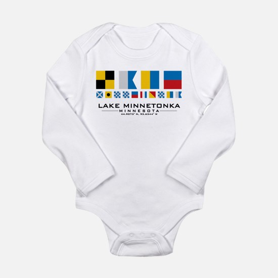 Lake Minnetonka, Minnesota Nautical Body Suit