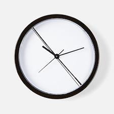 Violin Bow Wall Clock