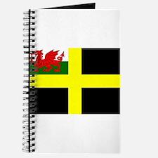Flag of Saint David Journal