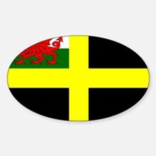 Flag of Saint David Decal