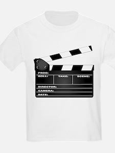 Clapperboard T-Shirt
