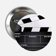 """Clapperboard 2.25"""" Button (100 pack)"""