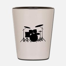 Drum Kit Shot Glass