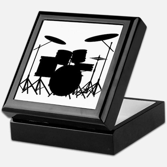 Drum Kit Keepsake Box