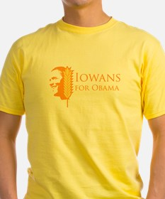 Iowans for Obama T-Shirt