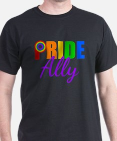 Gay Pride Ally T-Shirt