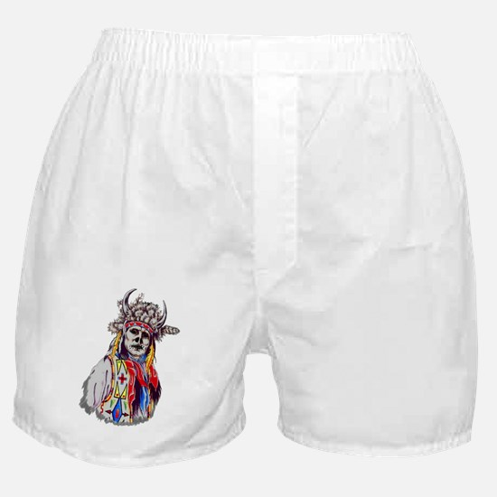 Unique Comanche Boxer Shorts