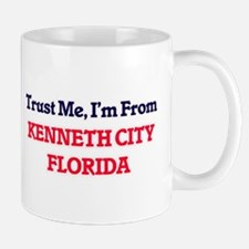 Trust Me, I'm from Kenneth City Florida Mugs