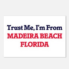 Trust Me, I'm from Madeir Postcards (Package of 8)