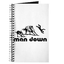 man down cutter Journal