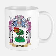 Crowe Coat of Arms (Family Crest) Mugs