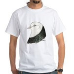 West of England Pigeon White T-Shirt