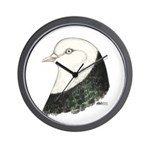 West of England Pigeon Wall Clock