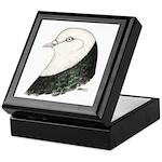 West of England Pigeon Keepsake Box
