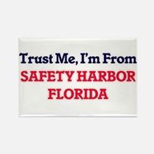 Trust Me, I'm from Safety Harbor Florida Magnets