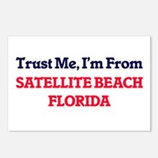 Trust Me, I'm from Satell Postcards (Package of 8)