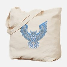 L.A. Owl Ink: Tattoo Design Tote Bag