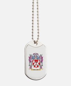 Cullen Coat of Arms (Family Crest) Dog Tags