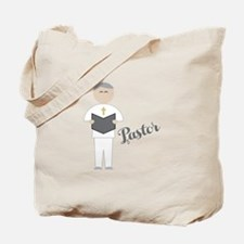 Pastor Officiant Tote Bag