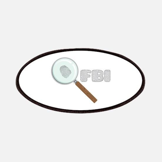 FBI Patch