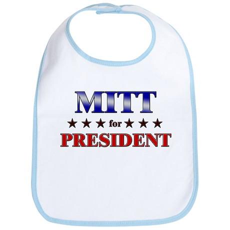 MITT for president Bib