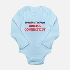 Trust Me, I'm from Bristol Connecticut Body Suit