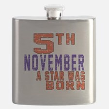 5 November A Star Was Born Flask