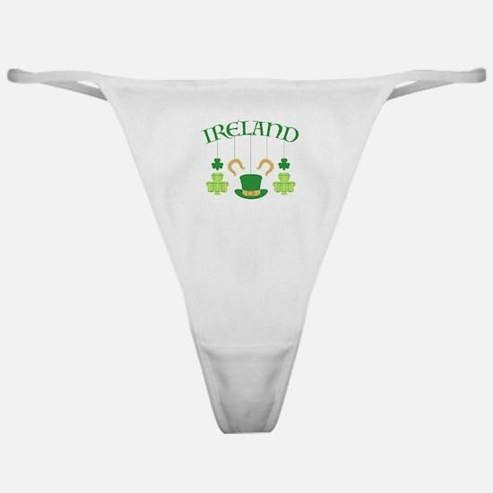 Ireland Mobile Classic Thong