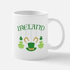 Ireland Mobile Mugs