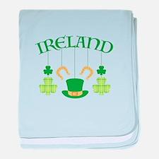 Ireland Mobile baby blanket
