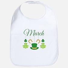 March Mobile Bib