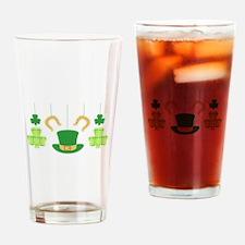 St. Patricks Mobile Drinking Glass