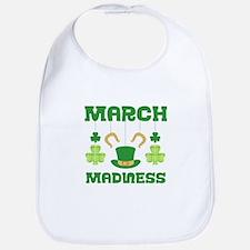March Madness Bib