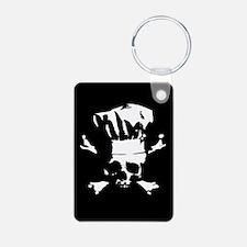 Chef Scalawag Keychains