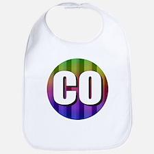 Co Colorado Rainbow Bib
