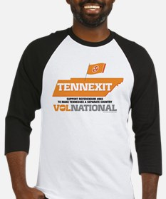 Unique Tennessee volunteers Baseball Jersey