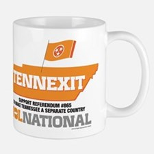 TENNEXIT VolNational Country Mugs