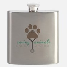 Saving Animals Flask