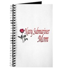 navy submariner mom rose Journal