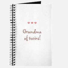 Grandma of twins! Journal