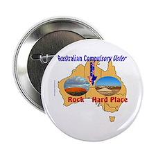 """Aussie Compulsory Voter 2.25"""" Button"""