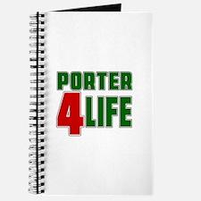 Porter For Life Journal