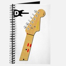 The Guitar Chord Of D Major Journal