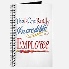 Incredible Employee Journal