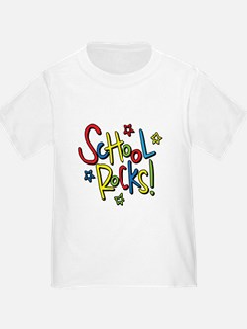 School Rocks! T-Shirt