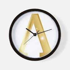 Lambda Wall Clock