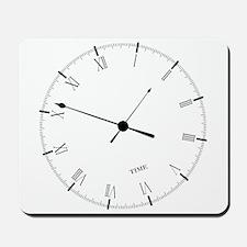 Time Mousepad