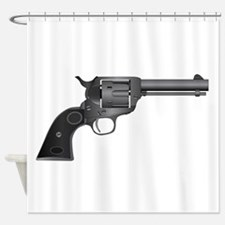 Six Gun Shower Curtain