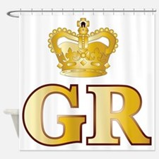 Georges Reign Shower Curtain
