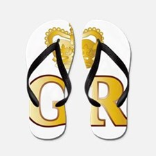 Georges Reign Flip Flops